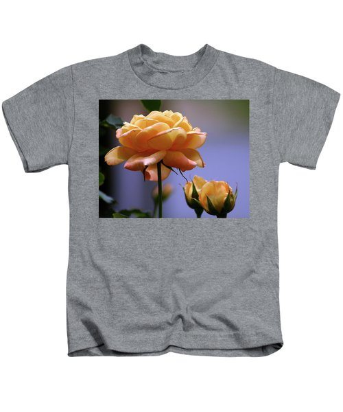 Rose 1156 H_2 Kids T-Shirt