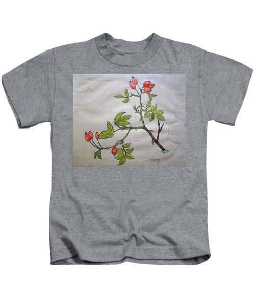Rose Hip Kids T-Shirt