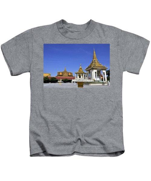 Roy Palace Cambodia 10 Kids T-Shirt