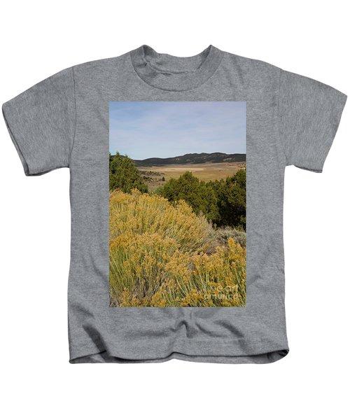 Rt 72 Utah Kids T-Shirt