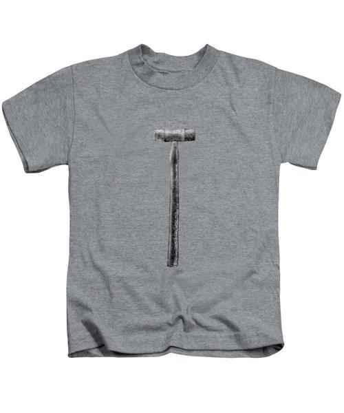 Rubber Head Hammer Kids T-Shirt