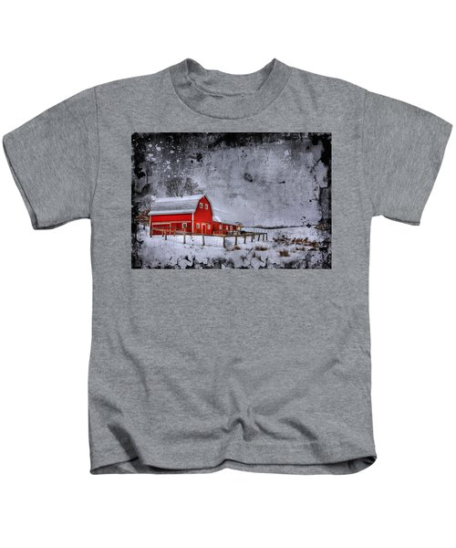 Rural Textures Kids T-Shirt