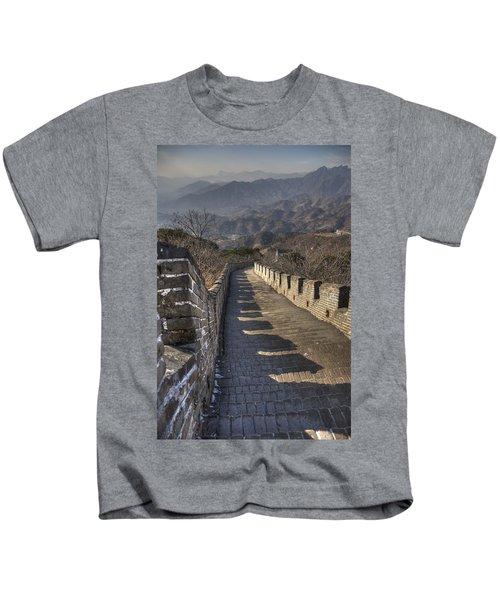 Rusti  Great Wall Hdr Kids T-Shirt
