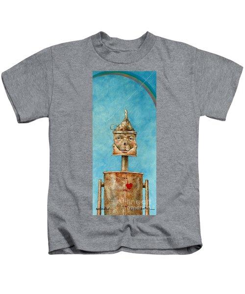Rusticated... Kids T-Shirt