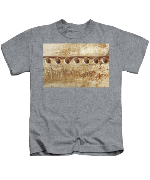 Rusty Rivits Kids T-Shirt