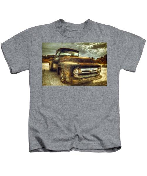 Rusty Truck Kids T-Shirt