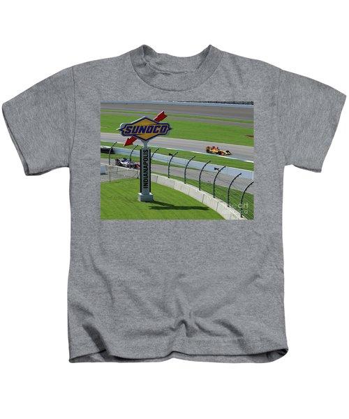 Ryan Hunter-reay Indycar Kids T-Shirt