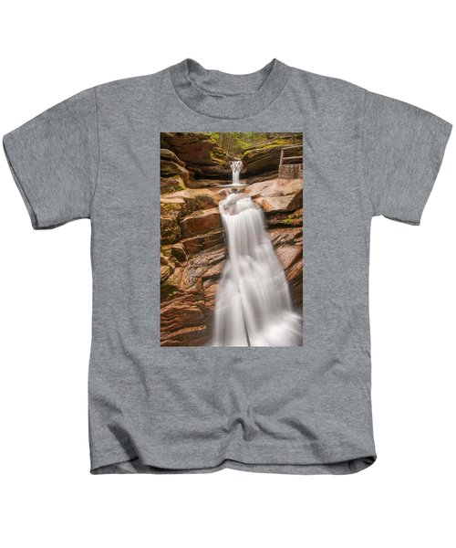 Sabbaday Falls Kids T-Shirt