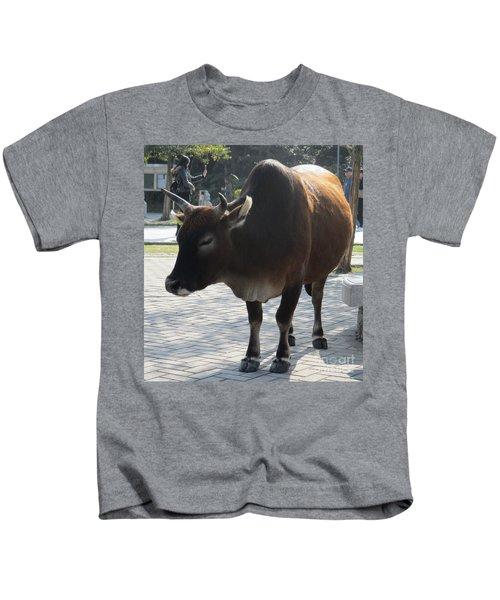 Sacred Cow 2 Kids T-Shirt