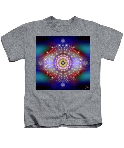 Sacred Geometry 650 Kids T-Shirt