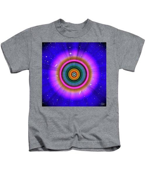 Sacred Geometry 660 Kids T-Shirt