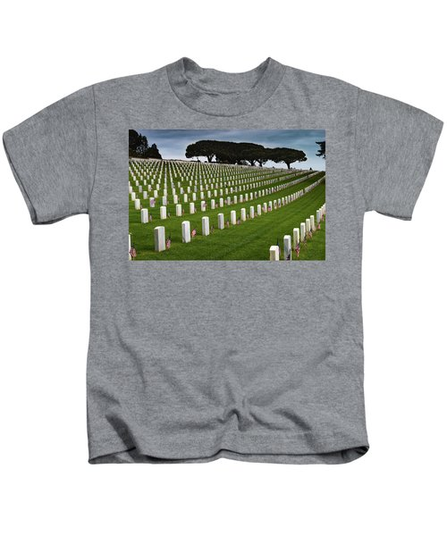 Sad Beauty Kids T-Shirt