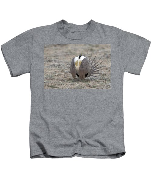 Sage Grouse Kids T-Shirt