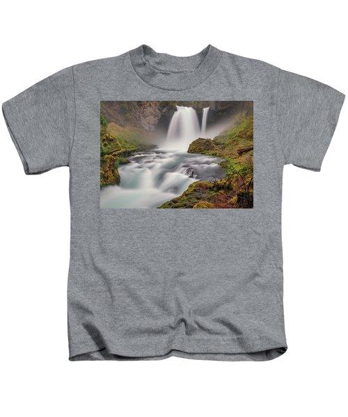 Sahalie Falls Kids T-Shirt
