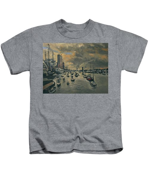 Sail Amsterdam 2015 Kids T-Shirt