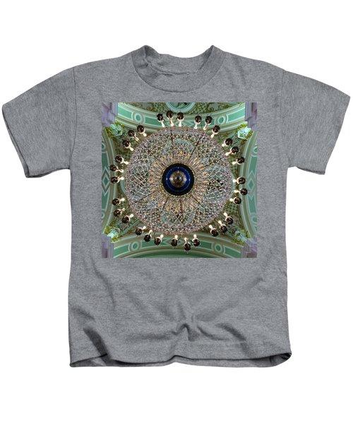 Saints Peter And Paul Fortress Kids T-Shirt