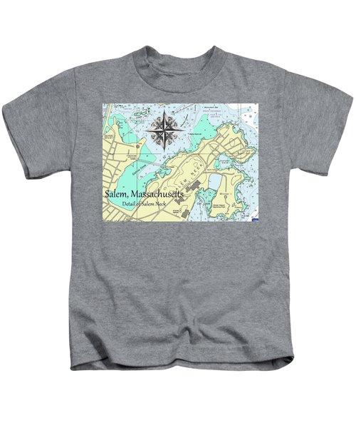 Salem Neck Kids T-Shirt