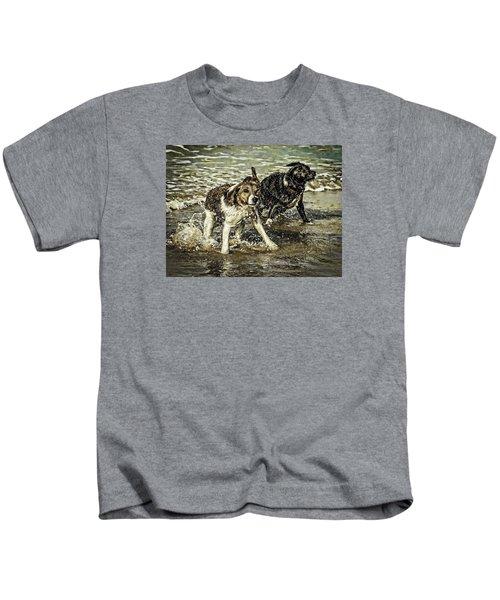 Salt And Shake Kids T-Shirt