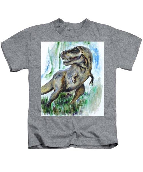 Salvatori Dinosaur Kids T-Shirt