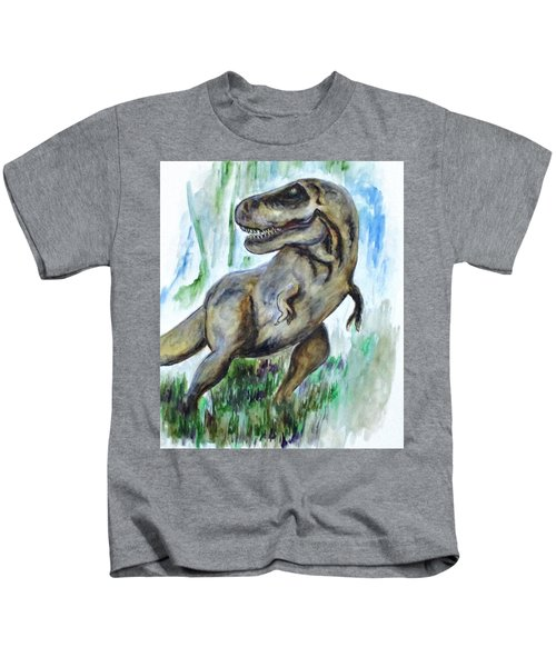 Salvatori Dinosaur Kids T-Shirt