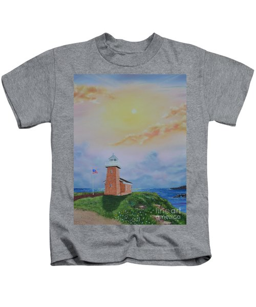 Santa Cruz Sunset Kids T-Shirt