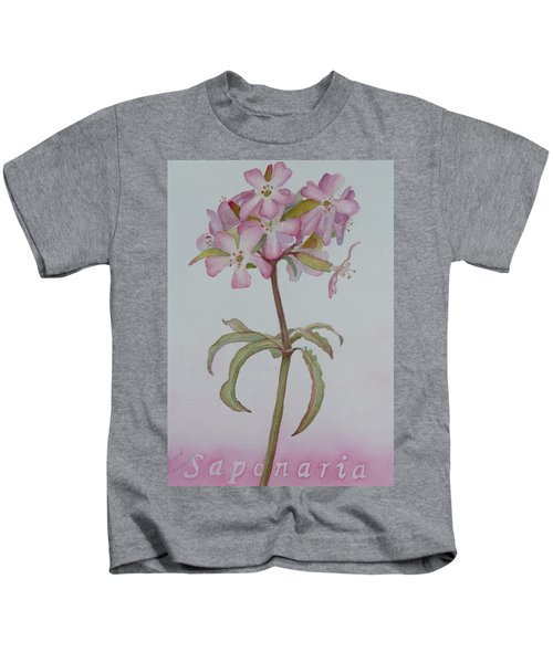 Saponaria Kids T-Shirt