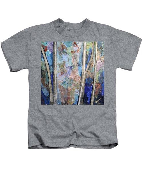Sapphire Forest II Kids T-Shirt