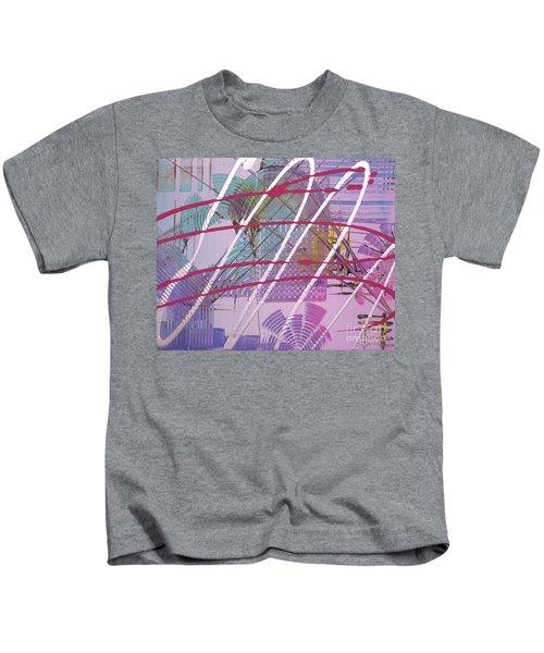 Satellites Kids T-Shirt