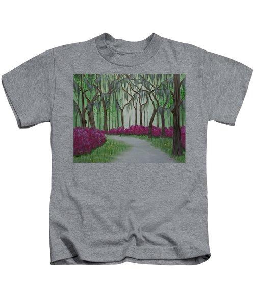 Savannah Spring Kids T-Shirt