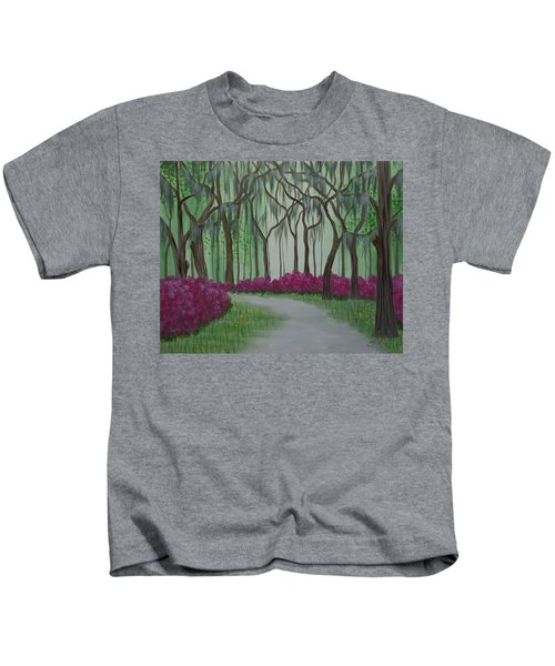 Savannah Spring Kids T-Shirt