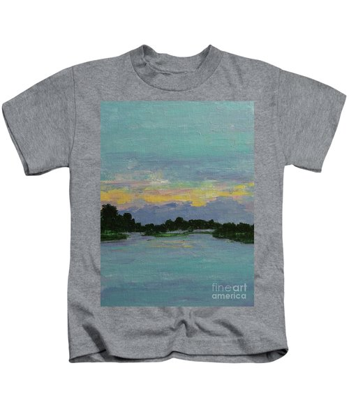 Savannah Sunrise Kids T-Shirt
