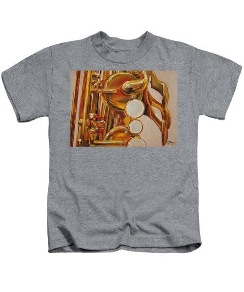 Saxophone Kids T-Shirt
