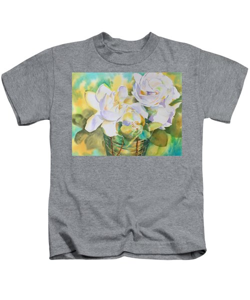 Scent Of Gardenias  Kids T-Shirt