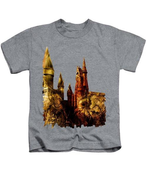 School Of Magic Kids T-Shirt