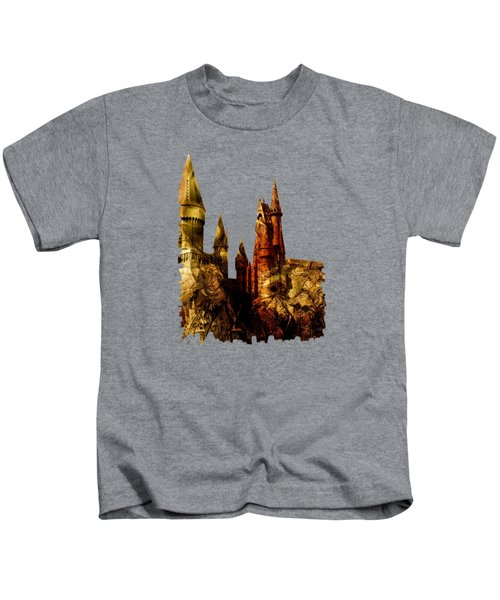 School Of Magic Kids T-Shirt