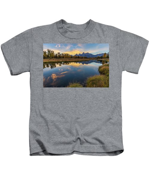 Schwabacher Sunset 1 Kids T-Shirt