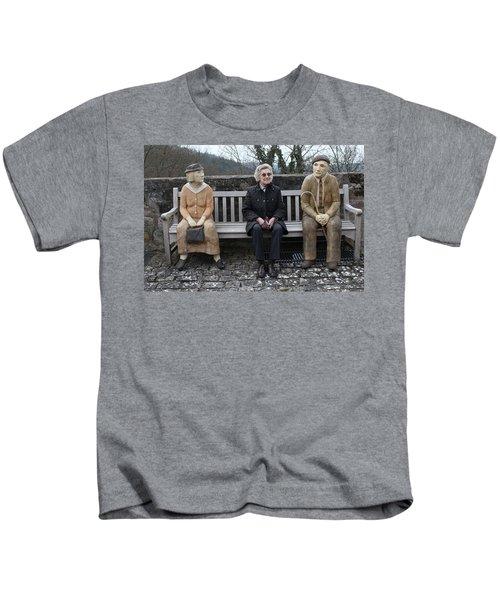 Sculpture Kids T-Shirt