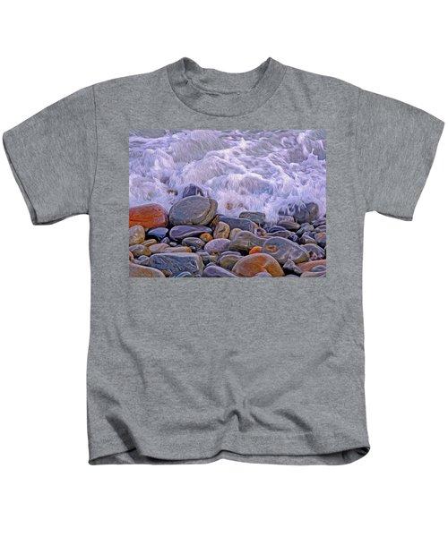 Sea Covers All  Kids T-Shirt