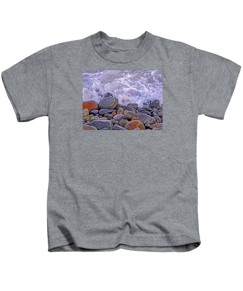 Sea Covers All  Kids T-Shirt