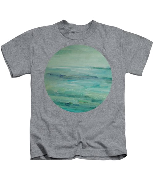 Sea Glass Kids T-Shirt