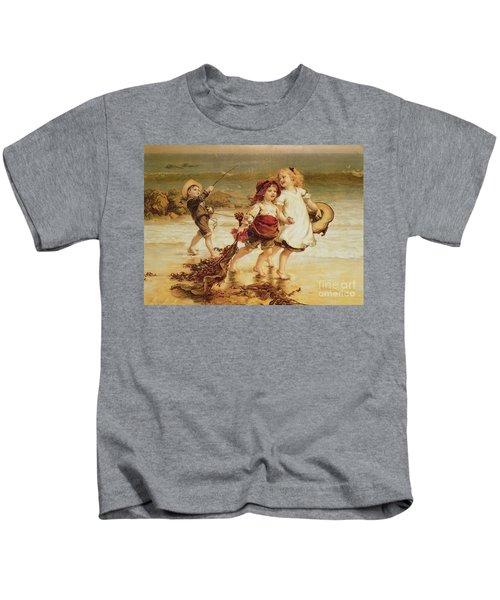 Sea Horses Kids T-Shirt