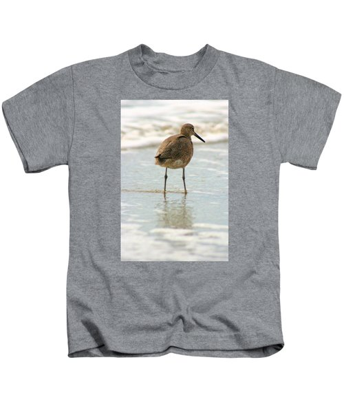 Sea Shore Stroller Kids T-Shirt