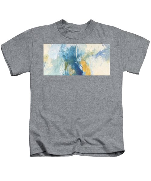 Sea Sky Sun Kids T-Shirt