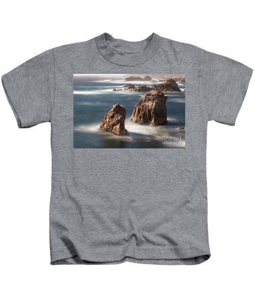 Sea Stacks  Kids T-Shirt
