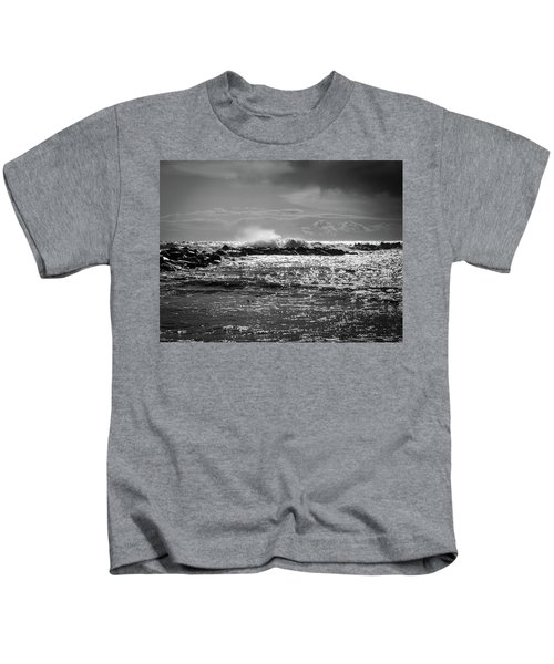 Sea Storm Kids T-Shirt