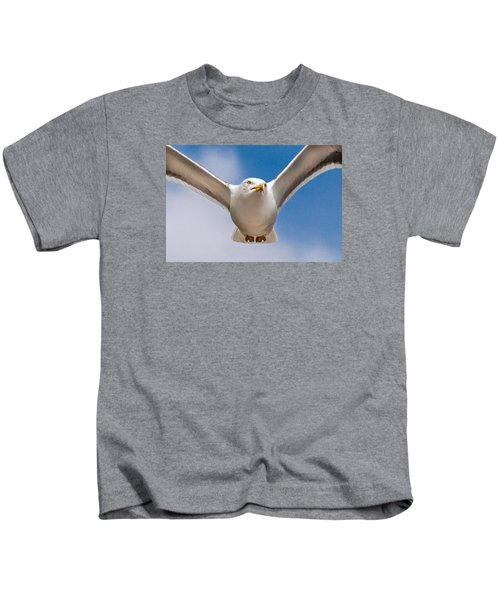 Seabird Closeup Kids T-Shirt