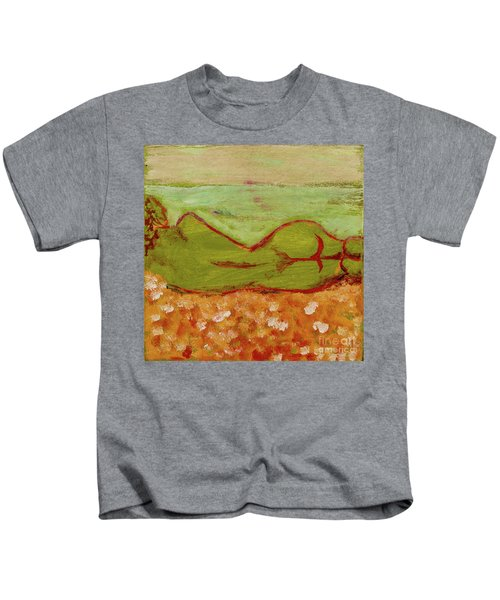 Seagirlscape Kids T-Shirt