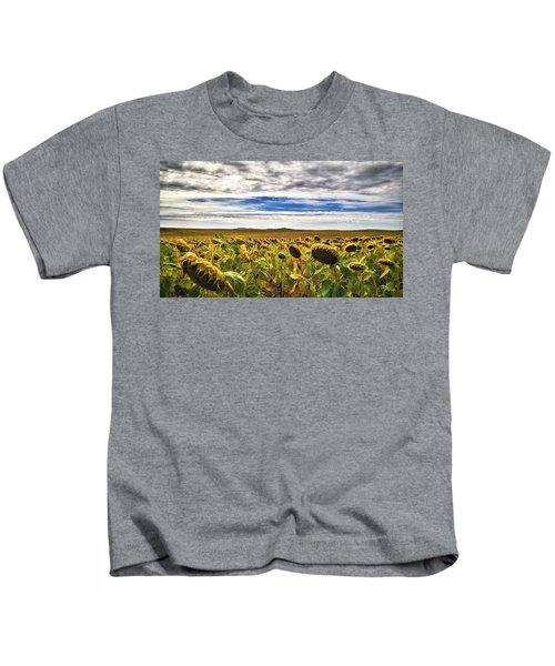 Seasons In The Sun Kids T-Shirt