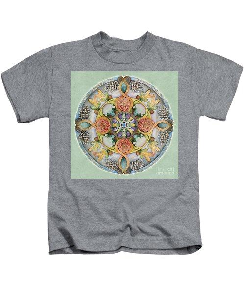 Seasons Mandala Kids T-Shirt