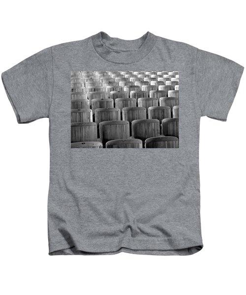 Seat Backs Kids T-Shirt